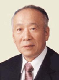 名誉学校長 朔 元則